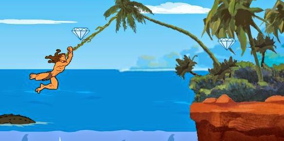 Juegos gratis online de Tarzán en tu pc