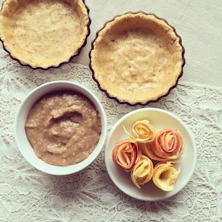 tartelettes pommes protéinées