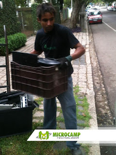 lixo eletronico coletas