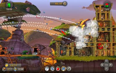 لعبة الاكشن والمغامرات CastleStorm حصريا تحميل مباشر CastleStorm+3