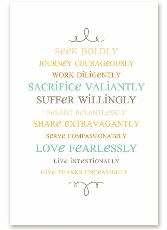 inspirational picture quotes live intentionally