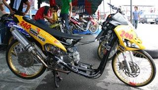 gambar motor modifikasi