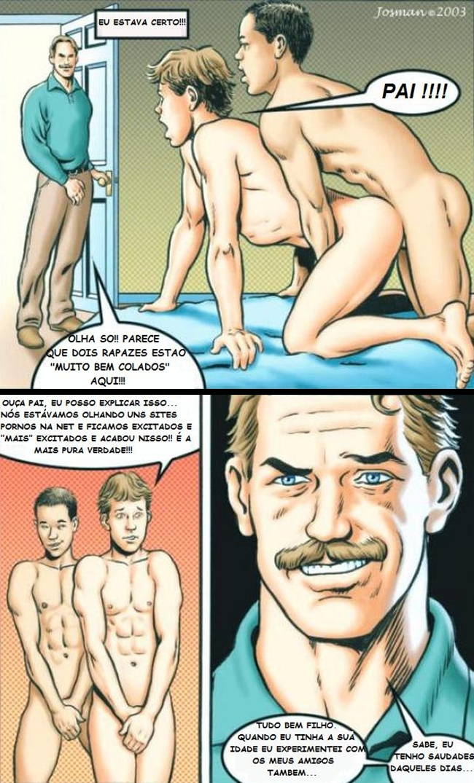 геи порно папа и сын
