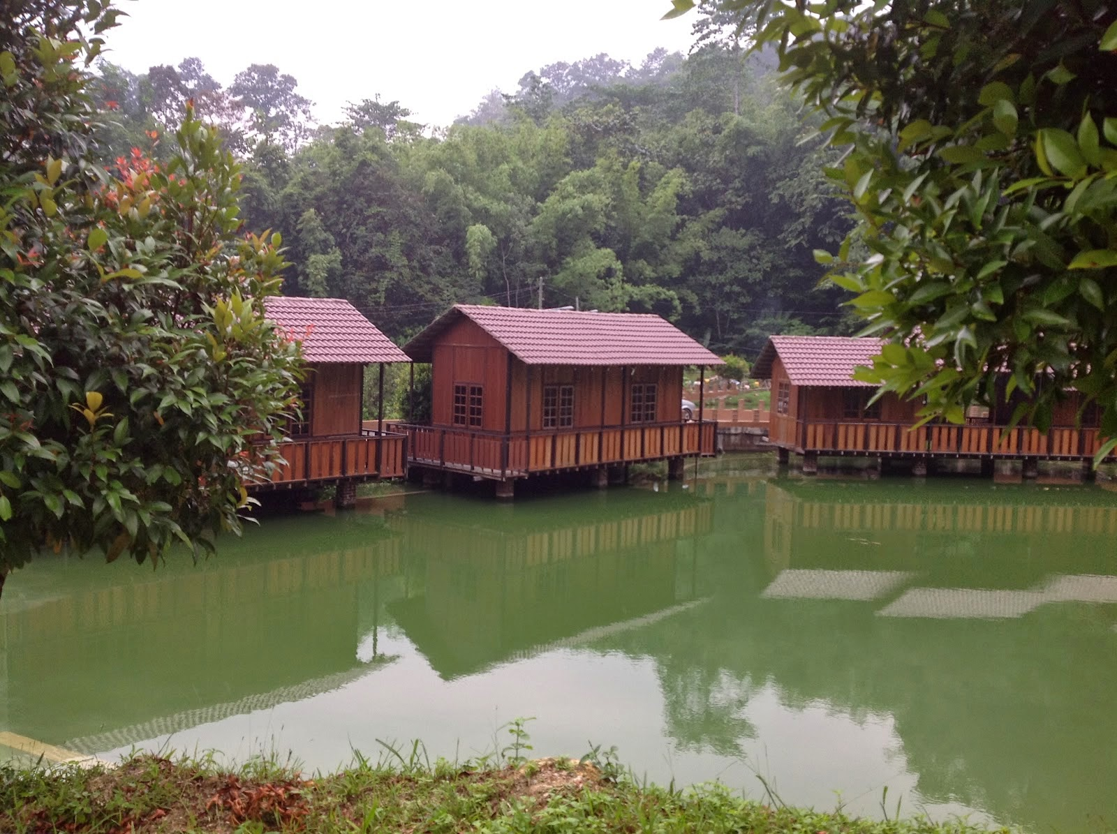 Water Chalet