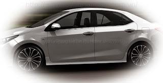 canh gio ben hong toyot Corolla Altis 1.8G CVT 2014
