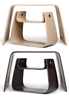 taburets per nens Stool Set by Leander