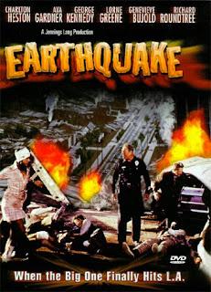 Terremoto Poster