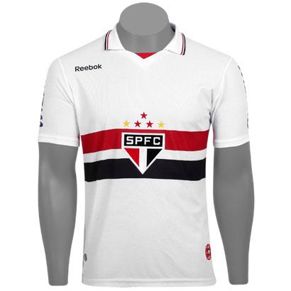 camisa do São Paulo 2013