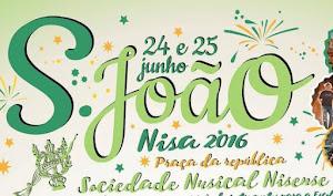 NISA: FESTAS DE S. JOÃO NA ALAMEDA