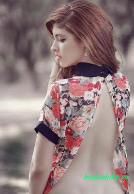 ảnh girl xinh Andrea Aybar 10