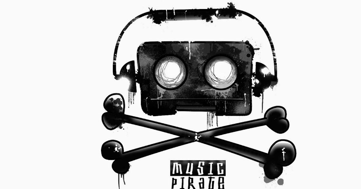 Music Pirate Cassette Tape Bones 1600x900 Wallpaper