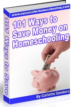 Guide to save a lot of money on homeschooling