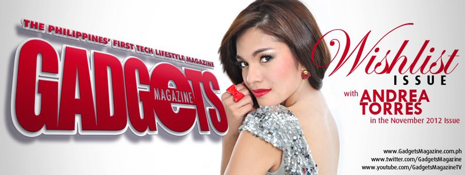 sana y ikaw na nga star andrea torres is the cover of the november