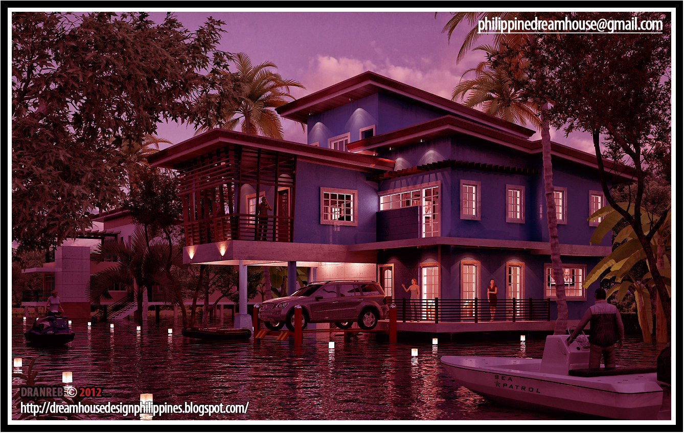 philippine dream house design elevated house design 2
