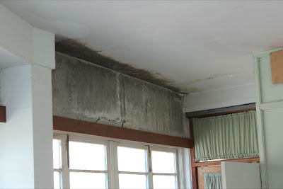 Damp penetration in walls