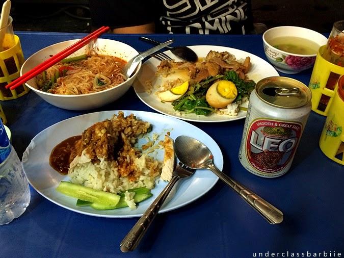 Sukhumvit Soi 38 Bangkok