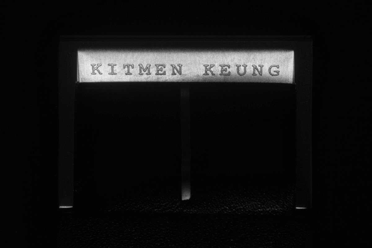 Kitmen Keung's Silver Edition Watch
