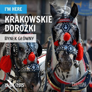 ...Krakowskie dorożki...2015