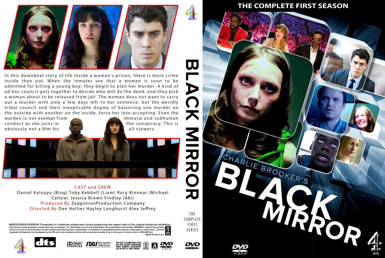 black mirror first season