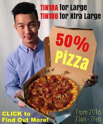 Domino's Pizza Promo!