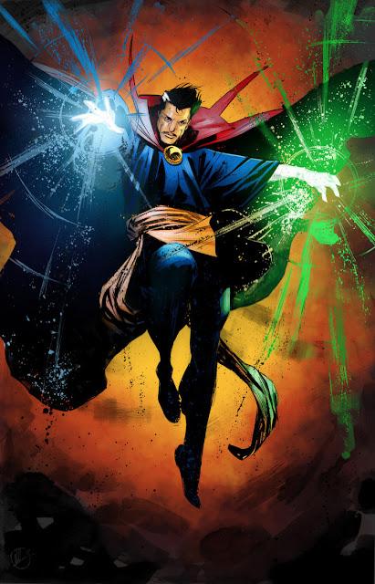 DR STRANGE The Sorcerer Supreme