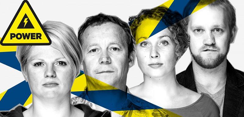 09.10.2013 premiere på Hålogaland Teater
