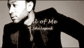 Lirik Lagu: John Legend - All Of Me