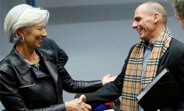 Grecia, FMI,