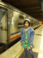 cara naik sleeper train singapura malaysia