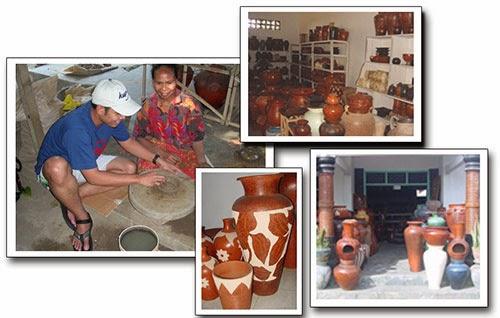 desa penujak, lombok tengah, desa wisata di lombok, tempat wisata di lombok, oleh-oleh khas lombok