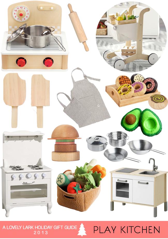 A lovely lark holiday gift guide 2013 play kitchen - Duktig tea set ...