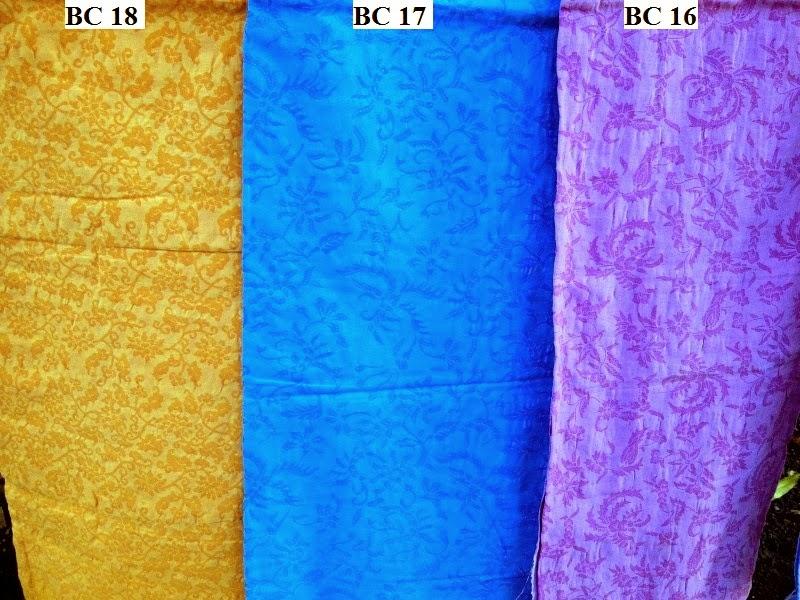 ... bc 16 bc 17 bc 18 ukuran 105 x 230 cm jenis batik kain batik cap jenis