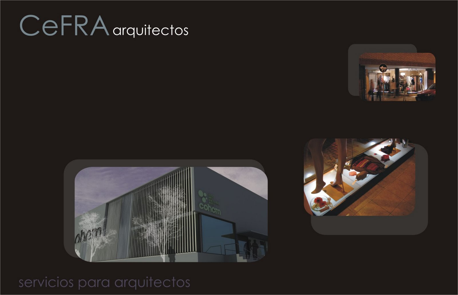 Cefra arquitectos servicios de arquitectura para arquitectos - Servicios de arquitectura ...