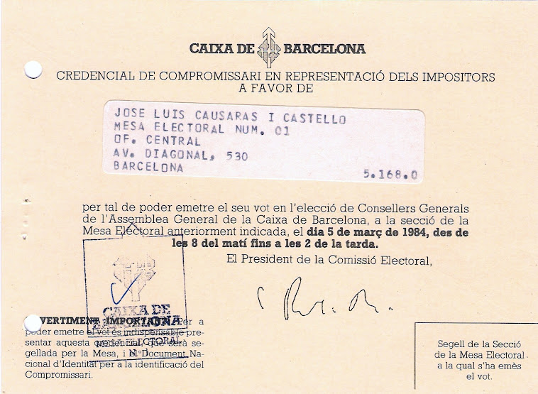 Polifac tico causar s 2012 12 23 el pap no l de los for Horario oficinas catalunya caixa