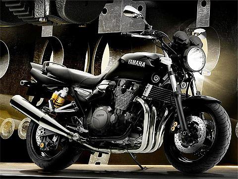 2013 Yamaha XJR1300 Gambar Motor, 480x360 pixels