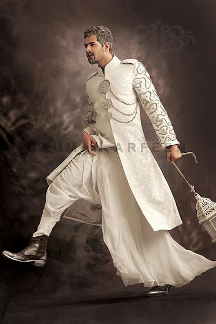 Fashion She9 Groom Wear Dresses Collection 2013-2014 For Men | Naushemian Latest Groom Wear Dresses Collection 2013-2014 For Men By Fashion She9
