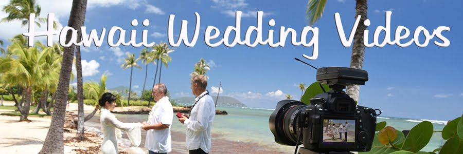 Hawaii Wedding Videos