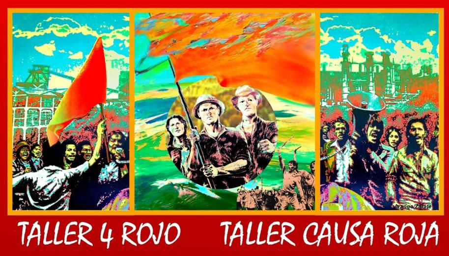 TALLER 4 ROJO  - TALLER CAUSA ROJA