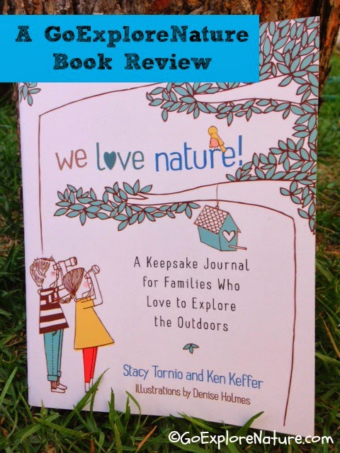 Nature Journal for Families: We Love Nature!