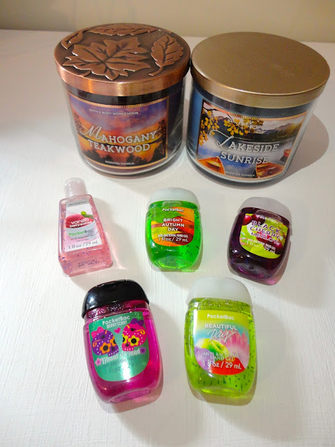 bath an body works
