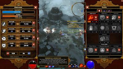 Videojuego, rpg, Diablo III