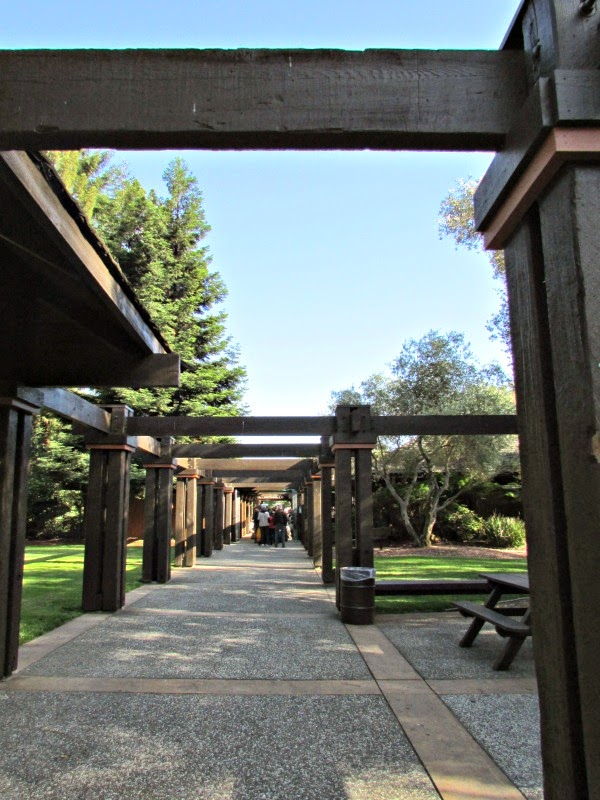 Cull Canyon- Walkway