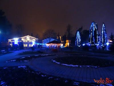 Parcul central Toplita