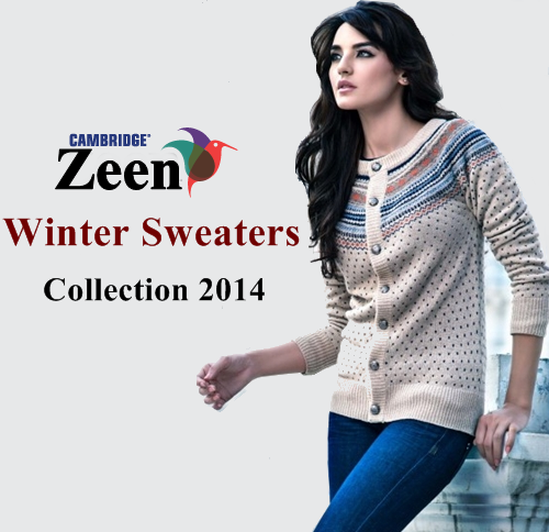 Zeen Winter Sweater 2014-2015