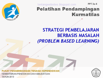 Strategi pembelajaran berbasis masalah