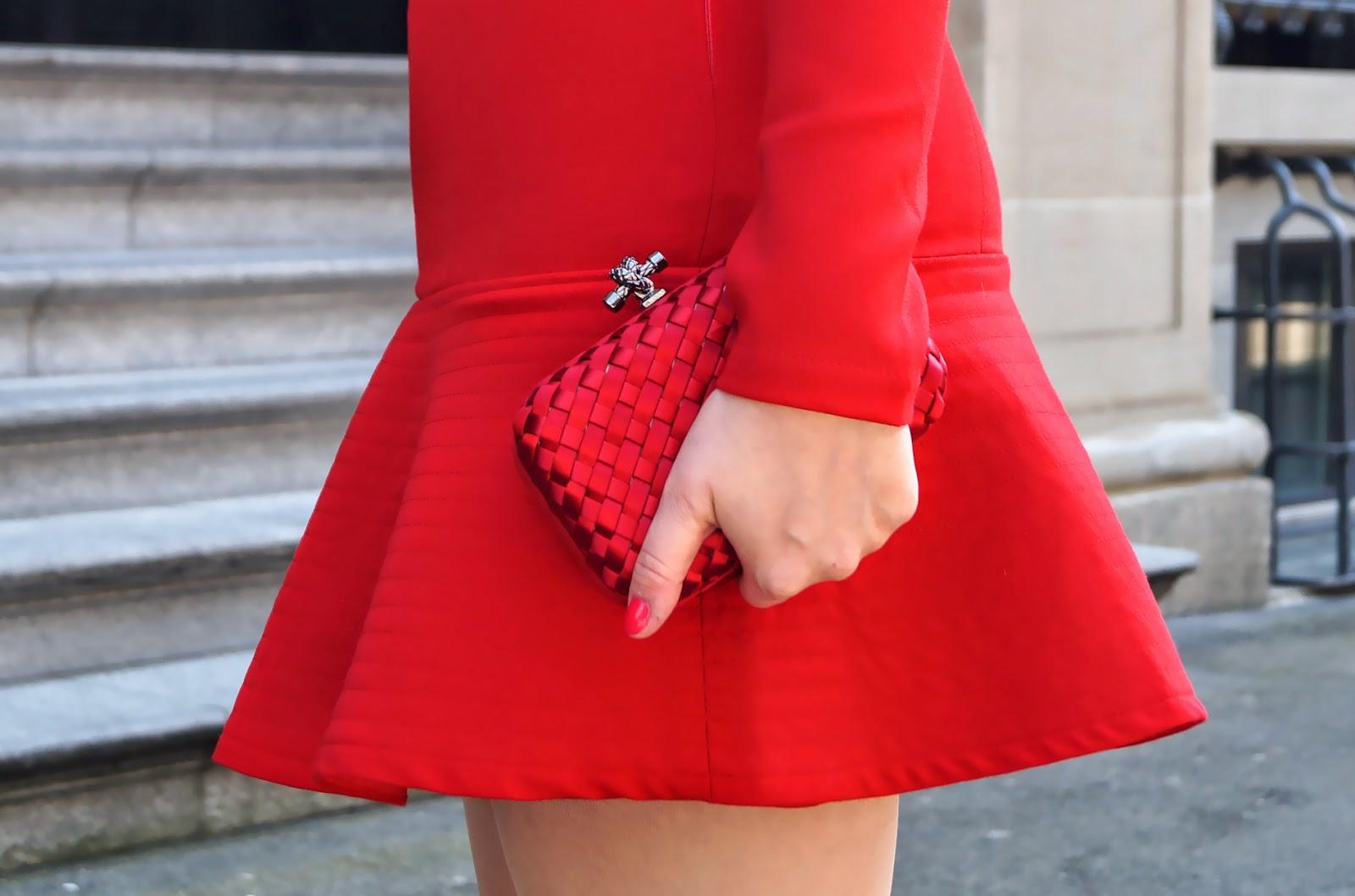 knot handbag