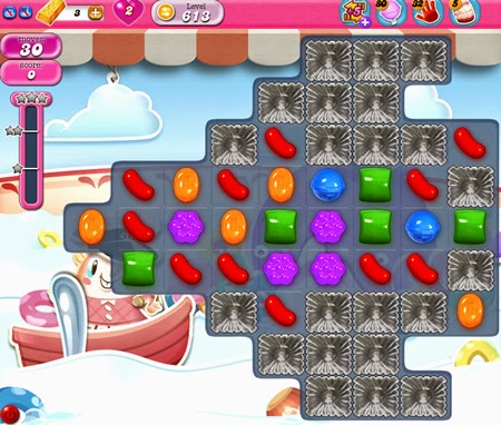 Candy Crush Saga 613