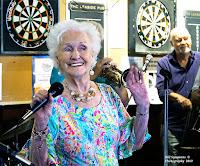 Dorothy Struts Her Stuff At 97