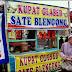 Kupat Glabed dan Sate Blengong, Kuliner Khas Brebes