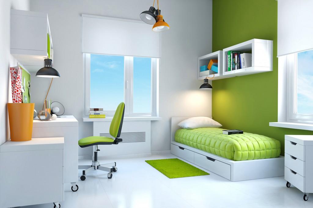 Habitaciones con estilo dormitorios para j venes - Color habitacion juvenil ...